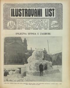 Ilustrovani list 7.2.1914.