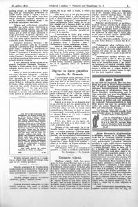 Vinkovce und Umgebung 8.3.1914.