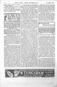 Vinkovci und Umgebung 22.2.1914.