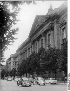 Berlin, Deutsche Staatsbibiliothek