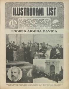 Ilustrovani list 21.2.1914.
