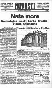Novosti 7.3.1914.