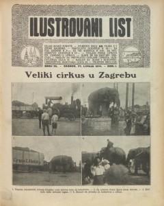 Ilustrovani list 27.6.1914.