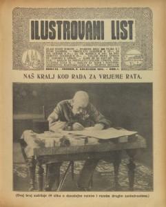 Ilustrovani list 8.8.1914.