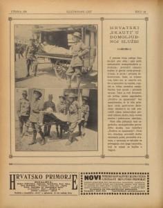 Ilustrovani list 15.8.1914.
