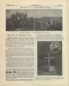 Ilustrovani list 7.11.1914.