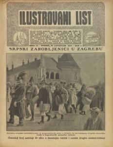 Ilustrovani list 10.10.1914.