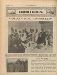 Ilustrovani list 21.11.1914.