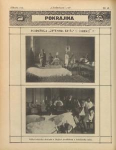 Ilustrovani list 28.11.1914.