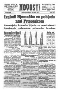 Novosti 19.9.1914.
