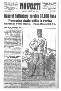 Novosti 4.9.1914.
