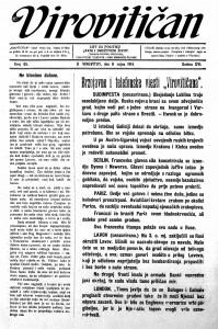 Virovitičan 8.9.1914.