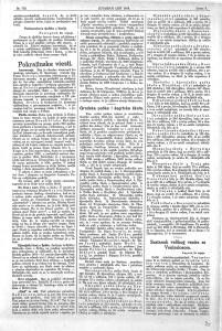 Jutarnji list 21.7.1914.