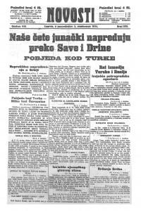 Novosti 2.11.1914.