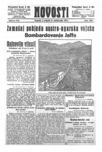Novosti 4.11.1914.
