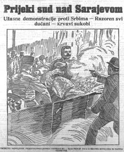 Novosti, 30. lipnja 1914.