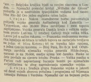 Ilustrovani list_1914-09-12_Ratni koledar_11
