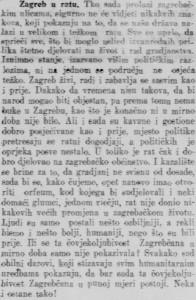 Jutarnji list_1914-09-23_Zagreb u ratu
