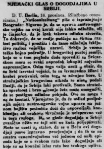 Jutarnji list_1914-12-17_Napuštanje Beograda