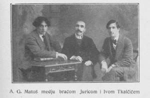 Braća Tkalčić i Matoš