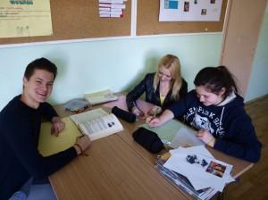 rednja škola Maruševec