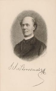 J. J. Strossmayer