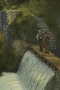 Posjetitelji rijeke Krke
